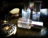 Absinthe Sucre Perfume Oil -  Anise Fennel Wormwood Sugar Caramel Tobacco Musk
