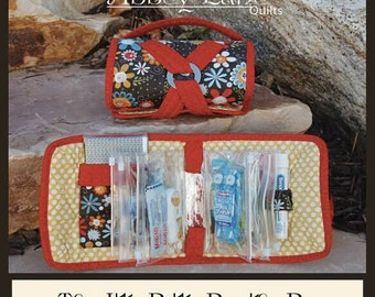 SALE Abbey Lane The Itty Bitty BEATLE BAG pattern with 4 inserts