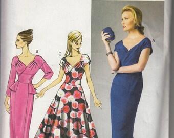 Butterick 5983 - Womens Retro Dress Pattern - E5- 14-22- New and Uncut