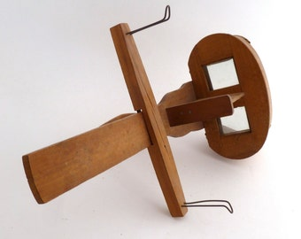 Stereoptican - Antique viewing apparatus, early 1900s, photography accessory