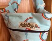 Reserved Listing.  Wet Bag. Unicorns