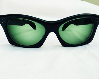 UNISEX GLASSES vintage 50s, impossibly cool!
