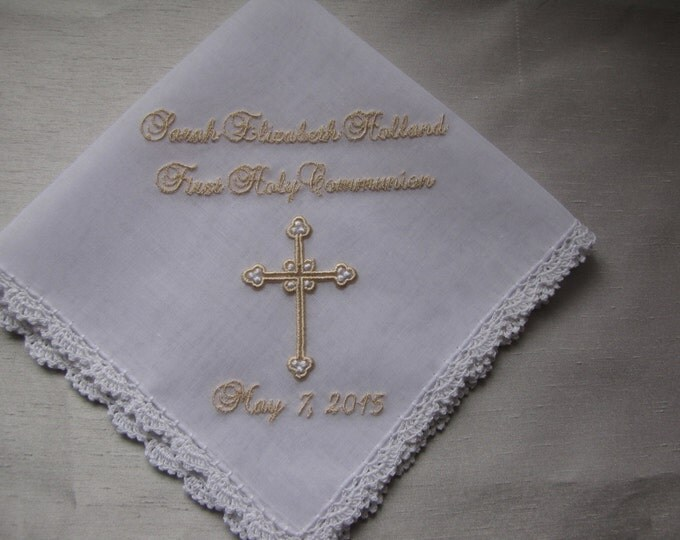 Personalized First Communion Gift, Religious Gifts, First Communion Gifts for Girls, Christian Gifts, Catholic Gifts