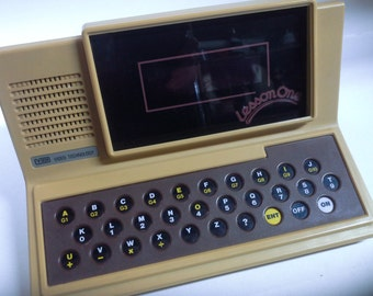 VTech Lesson One 1980 Working