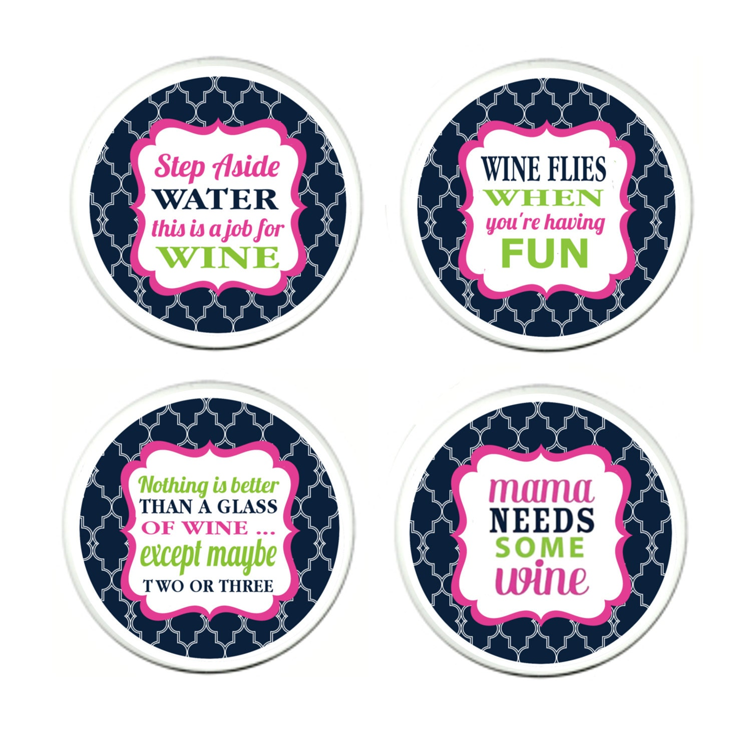 Drink Coasters Cing Fun Sandstone Drink Coaster Zazzle