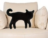 Rupert Cat Pillow with Personalization Option