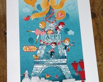 HAPPY PARIS