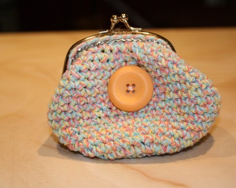 Crocheted Change/Coin Purse