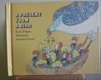 A Present from a Bird Children's Book 1971