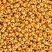 5 Grams Japanese Miyuki 11/0 Seed Beads - 24kt Gold Plated - 2mm (11-0191)
