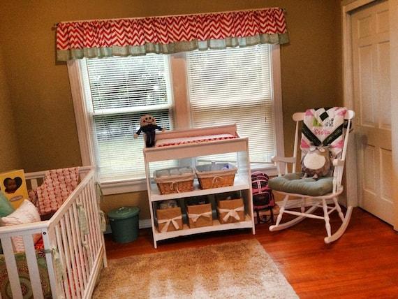 Window Valance, Custom Made - Choose your Own Fabric
