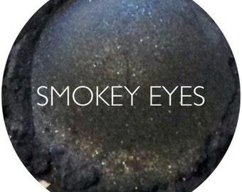 Smokey Eyes Mineral Eyeshadow • Natural Mineral Eye Shadow • Mineral Makeup • Earth Mineral Cosmetics