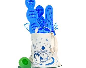 Guaca-Tote ( BLUE)