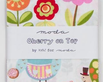 Cherry on Top Charm Pack