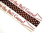 Pattern Magnet - Chart Keeper Magnetic Bookmark - Knitting Crochet Supplies Tools - Set of 3 - Ball Game