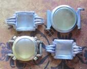 Vintage  Watch parts - watch Cases -  Steampunk - Scrapbooking  u56