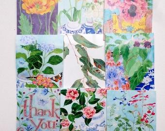 Gabby Malpas: 10 x blank art cards and envelopes