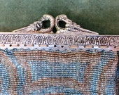 An Exquisite Beaded Purse...Made in France