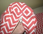 Custom order for reds91380 - Camper Cushion Covers with zippers for dinette - made to order - you provide fabric