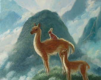 Isabella and the Andes  , granddaughter,grandson, child,kids nursery, Mothers Day