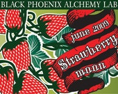 Strawberry Moon 2009 - 5ml - Black Phoenix Alchemy Lab