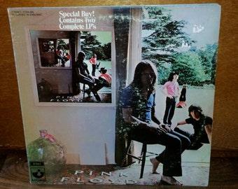 Pink Floyd Ummagumma Vintage Vinyl Double Album