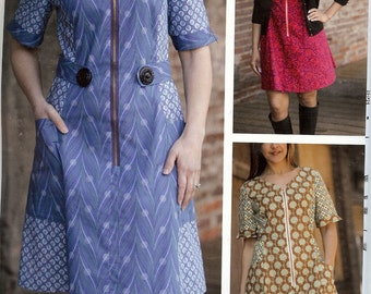 Sale!  Day to Night Dress pattern (IJ907) - Indygo Junction
