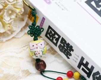 Hoot hoot yellow owl bookmark (BM)