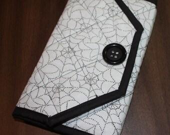 Jack Skellington Notebook Cover Clutch