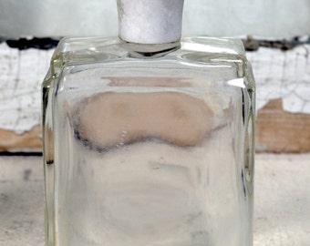 Vintage Bottle * Glass * Containers * Jars * Old Bottles