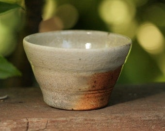 Salt fired All purpose Cup