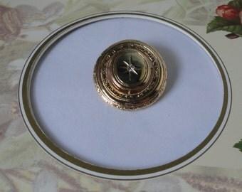 Vintage Avon Locket Brooch/Pin