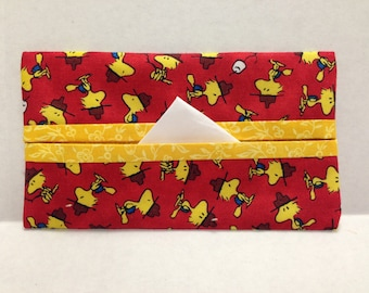 Woodstock Tissue Cozy/Gift Card Holder/Party Favor/Wedding Favor