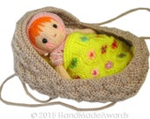 My Baby Day and Night Pdf Email Knit PATTERN