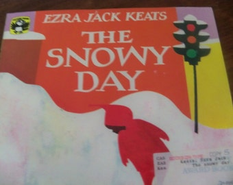 the snowy day 1976 soft cover book