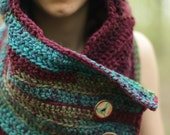 Hooded Pixie Cowl