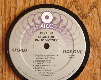 Humble Pie Coaster