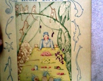 1948 The Story of Doctor Doolittle Book