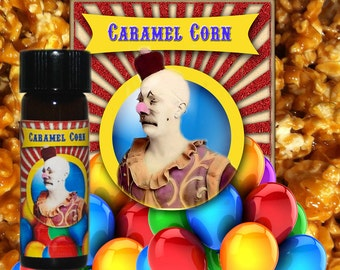 Caramel Corn Carnival Perfume from the Krazy Karnival Side Show Freak Collection