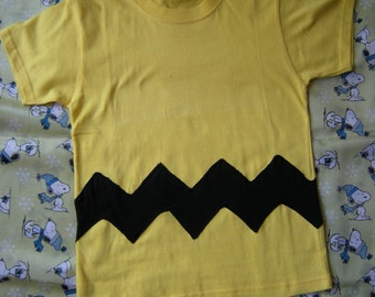 You're a good man ( Adult size) Charlie Brown  Tshirt