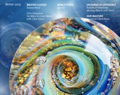 "English version of Online magazine ""Formula of Glass, winter 2015"""