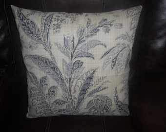 """Charcoal Sketch -- 20""""  Throw Pillow Covers Only"""