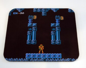 NES Mouse Pad - Metroid