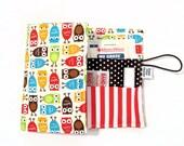 First Aid Kit - Bermuda Urban Owl - emergency kit first aid pouch medicine bag