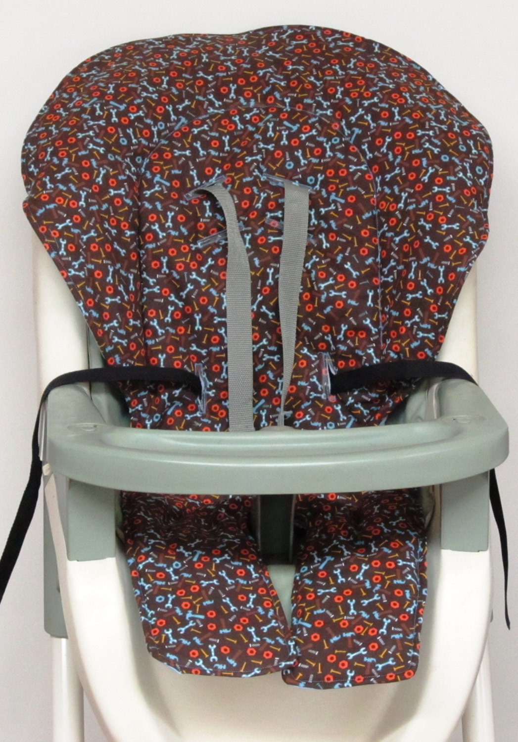 High Chair Cover Graco Chair Pad Replacement By Sewingsilly