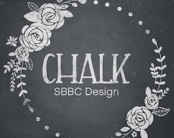 Chalkboard Shop Banner Starter Pack