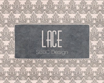 OOAK Etsy Banner Lace Pattern Premade 9 graphics