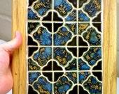 Vintage Tile Trivet Hot Plate