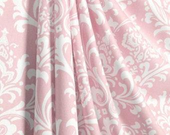 damask curtains  etsy, Bedroom decor