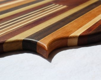 Gibson Mandolin  - Guitar Cutting Board - made to order